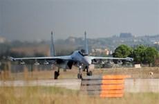Mỹ triển khai máy bay B-52 bay qua gần căn cứ của Nga ở Syria