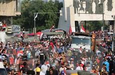 Iraq: Biểu tình chống chính phủ gây thiệt hại hàng tỷ USD