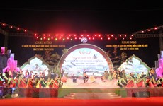 Lạng Sơn: Khai mạc Chương trình 'Qua những miền di sản Việt Bắc' 2019