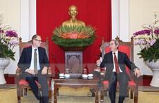 Đan Mạch nỗ lực hỗ trợ Việt Nam ứng phó với biến đổi khí hậu
