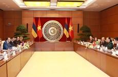 Tăng cường quan hệ hợp tác giữa hai nước Việt Nam-Armenia