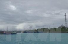 Đề nghị Philippines tạo điều kiện cho tàu Việt Nam tránh trú bão số 6