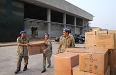 Cơ bản hoàn tất công tác chuẩn bị của Bệnh viện dã chiến cấp 2 số 2