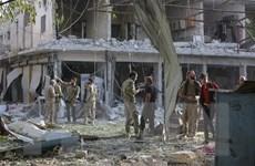 Thổ Nhĩ Kỳ cáo buộc người Kurd vi phạm lệnh ngừng bắn ở miền Bắc Syria