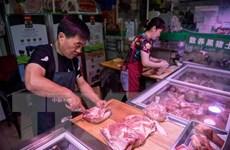 Nhập khẩu thịt lợn của Trung Quốc sẽ đạt đỉnh vào năm 2022