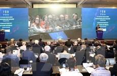 Đóng góp giải pháp thúc đẩy hợp tác an ninh và phát triển khu vực