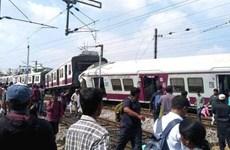 Tai nạn đường sắt hy hữu tại Ấn Độ làm 6 người bị thương