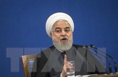 Tổng thống H.Rouhani: Iran sẽ ở lại JCPOA vì lợi ích quốc gia
