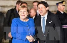 Italy và Đức cam kết giải quyết các thách thức của EU