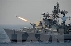 Ấn Độ-Mỹ tiến hành tập trận 3 lực lượng chung lần đầu tiên