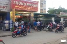 TP.HCM: Điều tra vụ nghi dùng súng cướp tiệm vàng ở huyện Hóc Môn