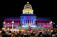 Thủ đô La Habana của Cuba rực rỡ trong kỷ niệm 500 năm tuổi