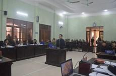 Cao Bằng: Ba nguyên cán bộ Cảnh sát cùng lãnh án 13 năm tù