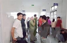 Nghệ An: Thai nhi tử vong, người thân và hàng xóm 'quây' bác sỹ