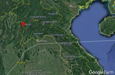 Lào thông tin về trận động đất ở khu vực biên giới với Thái Lan