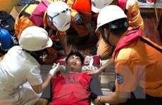 Cứu nạn khẩn cấp thuyền viên Thái Lan bị hôn mê trên biển