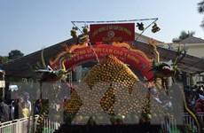 Khai mạc Lễ hội Cam Cao Phong hương sắc đất Mường