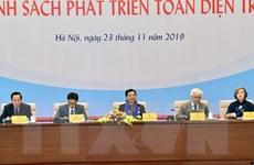 """Việt Nam """"có thể tự hào"""" về tiến bộ trong thực thi quyền trẻ em"""
