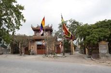 Khám phá Bảo tháp Cửu phẩm Liên Hoa chùa Đồng Ngọ