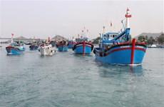 Cà Mau: Tìm thân nhân của 3 ngư dân mất tích trên biển