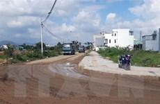 Nhiều hộ dân đồng ý bàn giao mặt bằng dự án Khu đô thị Hòa Xuân