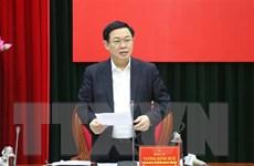 Đoàn Bộ Chính trị kiểm tra việc thực hiện các nghị quyết tại Quảng Trị