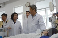 Đà Nẵng: Sản phụ nguy kịch nghi do thuốc gây tê đã xuất viện
