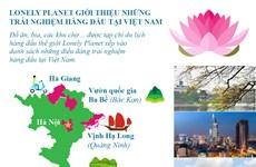 Lonely Planet giới thiệu những trải nghiệm hàng đầu tại Việt Nam