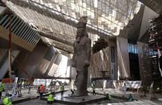 Đại bảo tàng Ai Cập dự kiến mở cửa trong năm 2020