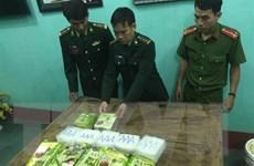 Quảng Trị: Phát hiện 7 gói nghi ma túy đá trôi dạt vào bờ biển