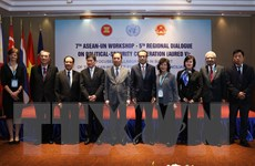 Hội thảo ASEAN-LHQ lần thứ 7 - Đối thoại về hợp tác chính trị an ninh