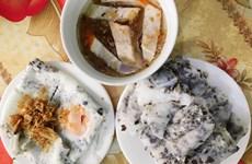 Bánh cuốn nóng - món ngon mộc mạc của người Hà Nội
