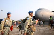 Việt Nam chia sẻ khía cạnh Pháp ngữ trong hoạt động gìn giữ hòa bình