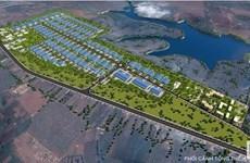 Khởi công dự án khu công nghiệp Nam Pleiku tại Tây Nguyên