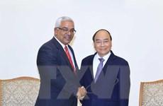 Thủ tướng Nguyễn Xuân Phúc tiếp Bộ trưởng Tư pháp Cuba