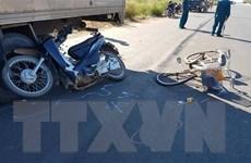 Quảng Ninh: Xe máy va chạm với ôtô, một người tử vong