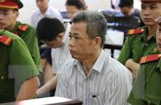 Xét xử nguyên Bí thư Thị ủy Bến Cát, Bình Dương: VKS đề nghị mức án