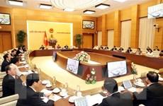Thủ tướng phân công dự Phiên họp 40 Ủy ban Thường vụ Quốc hội