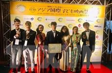 Học sinh Hà Nội giành giải tại Liên hoan phim Thiếu nhi quốc tế châu Á