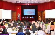 Khai mạc Hội nghị lần thứ 7, Ban Chấp hành TW Hội Liên hiệp Phụ nữ