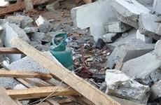 Nghệ An: Nổ lớn tại nhà dân, một người chết, hai người bị thương