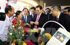 Khai mạc lễ hội cam và các sản phẩm nông nghiệp Hà Tĩnh lần thứ 3