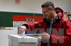 Croatia phải tiến hành cuộc bầu cử Tổng thống vòng 2