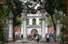 Khách du lịch quốc tế đến Hà Nội vượt mốc 7 triệu lượt người