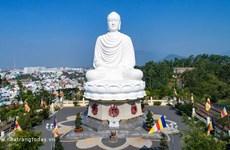 Chùa Long Sơn Nha Trang - Nét cổ kính nghiêng mình theo thời gian
