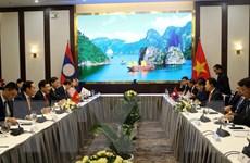 Tham vấn cấp Bộ trưởng Ngoại giao Việt Nam-Lào lần thứ 6