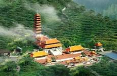 Đại Tuệ - Ngôi chùa nổi tiếng nắm nhiều kỷ lục Việt Nam ở xứ Nghệ