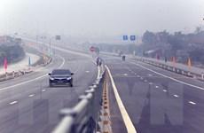 Dự kiến 1/1/2020 thu phí không dừng tuyến cao tốc Pháp Vân-Ninh Bình