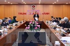 PTT Vương Đình Huệ: 2020 là năm ''cơ cấu lại ý thức công vụ''