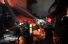 Tây Ninh: Cháy lớn tại một tiệm tạp hóa khiến một người tử vong